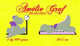 geboortekaartje amelie2