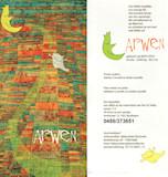 geboortekaartje arwen-1
