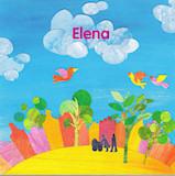geboortekaartje elena
