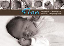geboortekaartje finn-1