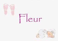 geboortekaartje fleur-2