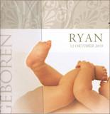 geboortekaartje ryan