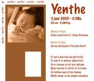 geboortekaartje yenthe-1