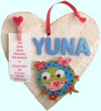 geboortekaartje yuna-1